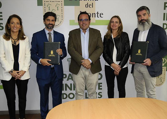 Alumnos con discapacidad intelectual de AFANIAS realizarán prácticas en el Ayuntamiento de Boadilla