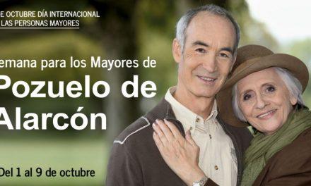 El Ayuntamiento de Pozuelo de Alarcón celebra la Semana para los Mayores con un amplio programa de actividades