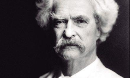 Mark Twain… Dios sabe dónde