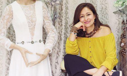 Atelier Nubia Acosta: Alta costura en novias e invitadas