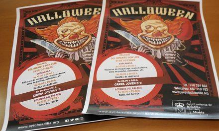 Boadilla tendrá en Halloween un nuevo túnel del terror, carpa joven y numerosas actividades