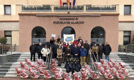El Ayuntamiento apoya la campaña de Navidad de la Asociación de Comerciantes Pozuelo Calidad