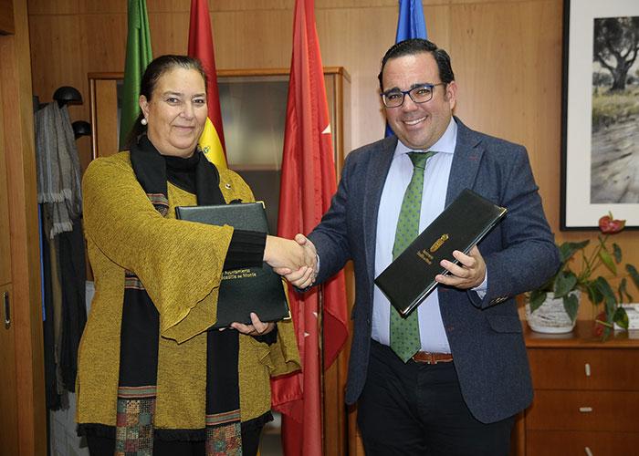 El Ayuntamiento concede una nueva subvención de 10.000 euros a la AVT
