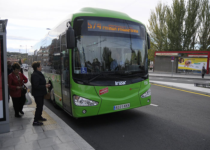 La línea 574 de autobuses interurbanos tendrá más expediciones a partir de enero