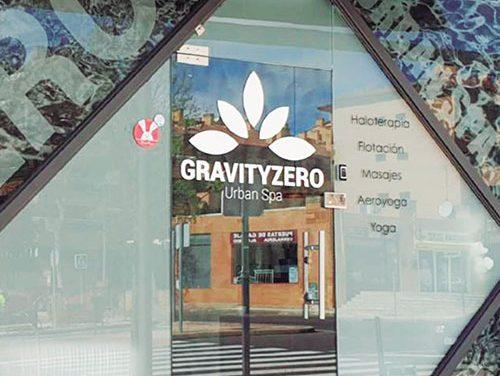 Gravity Zero Urban Spa: Un Spa urbano que busca el bienestar completo de tu cuerpo