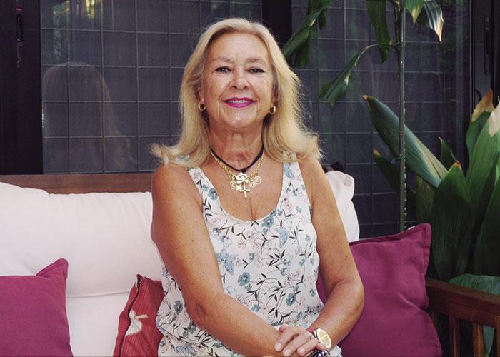Carmina Villar, directora del Ballet ARA de Madrid y Boadilla del Monte