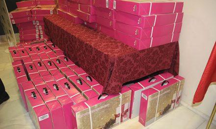 El Ayuntamiento entrega cestas de Navidad a las familias desfavorecidas de Boadilla