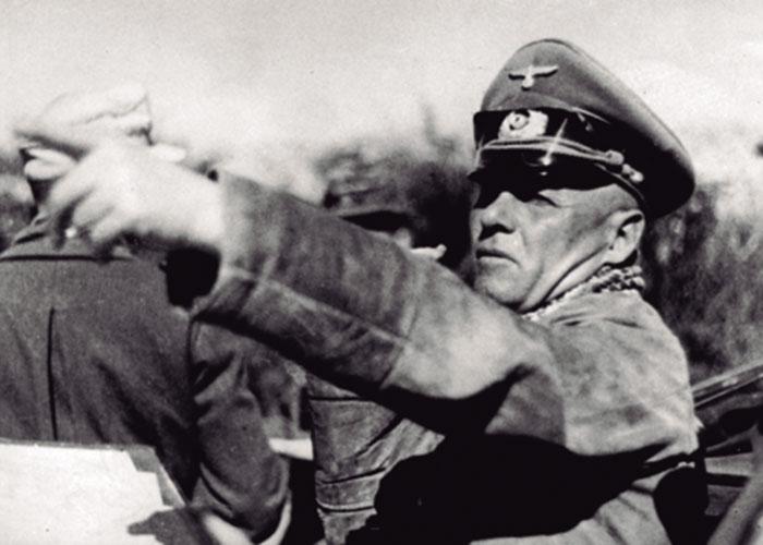 Las artimañas de Erwin Rommel en el desierto