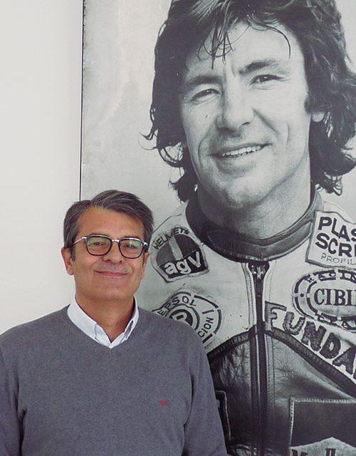 José Luis Ortega, director de la Fundación Ángel Nieto