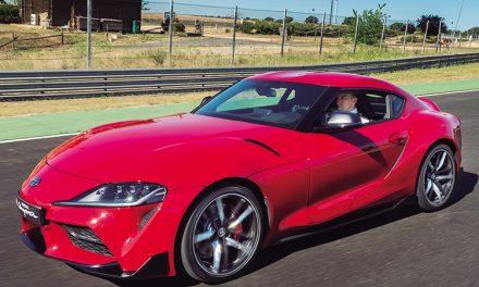 Toyota España lanza el nuevo GR Supra