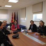 La alcaldesa felicita al nuevo comisario de Policía Nacional en Pozuelo y acuerdan nuevos planes de actuación en materia de seguridad