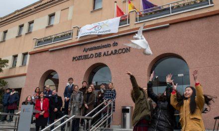 Los jóvenes de Pozuelo de Alarcón, los grandes protagonistas en la Semana de la Paz y la No Violencia
