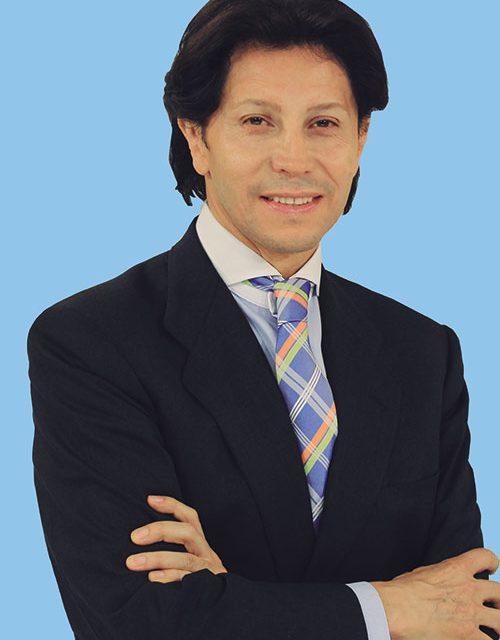 Carlos Peñaloza, consejero delegado de Radio Inter