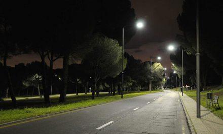 Renovación integral de la iluminación en la urbanización Montepríncipe