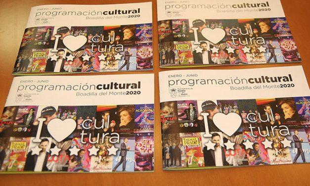 Música, teatro y magia centran la oferta cultural para el primer semestre en Boadilla
