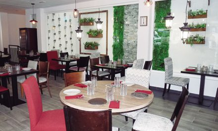 Restaurante Aqua e Farina (Boadilla)