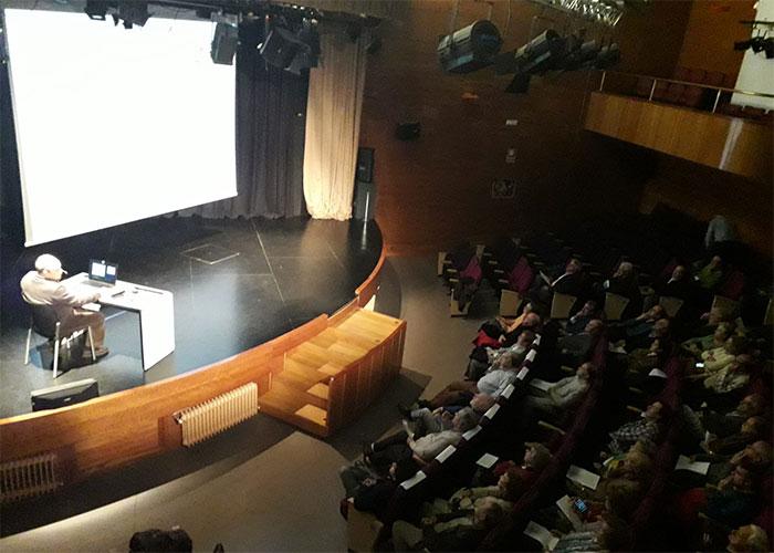 """En marcha un nuevo ciclo de conferencias sobre """"Grandes Personajes de la Historia"""" en la sala Educarte de Pozuelo"""