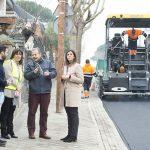 El Ayuntamiento renueva el pavimento de 44.000 m2  de calles de Pozuelo con la última fase de la Operación Asfalto