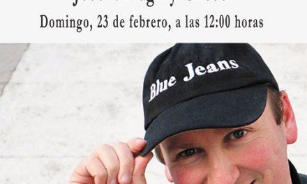 Blue Jeans firmará ejemplares de sus novelas el 23 de febrero en la biblioteca Ortega y Gasset de Boadilla