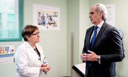 La Comunidad de Madrid consigue su mejor cifra en la campaña frente a la gripe con 1.107.000 madrileños vacunados