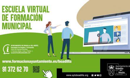 La Escuela Virtual de Formación Municipal baja a 14 años la edad de acceso a los cursos