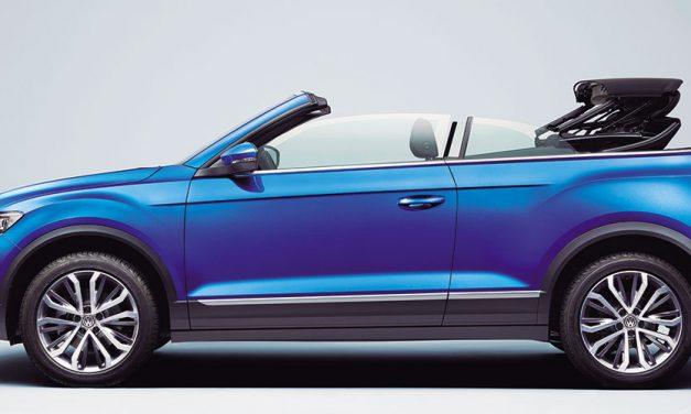Llega el compacto descapotable de Volkswagen