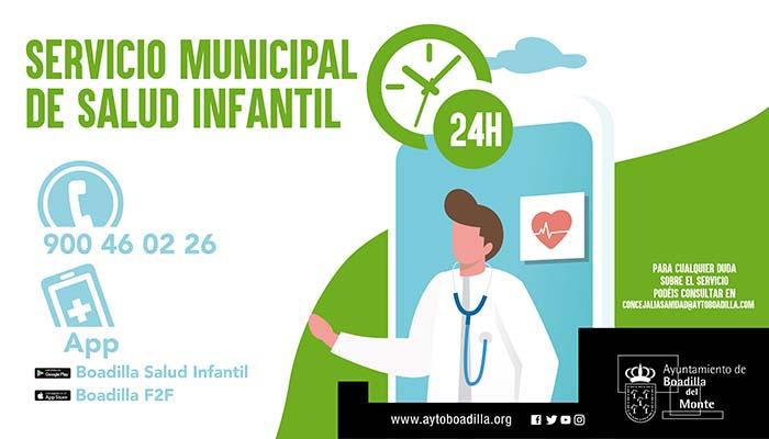 El Servicio Municipal de Salud Infantil se abre a consultas de no inscritos de todas las edades