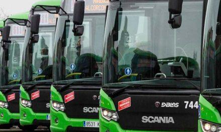 La Comunidad de Madrid no permite el pago en efectivo en la red de autobuses desde hoy