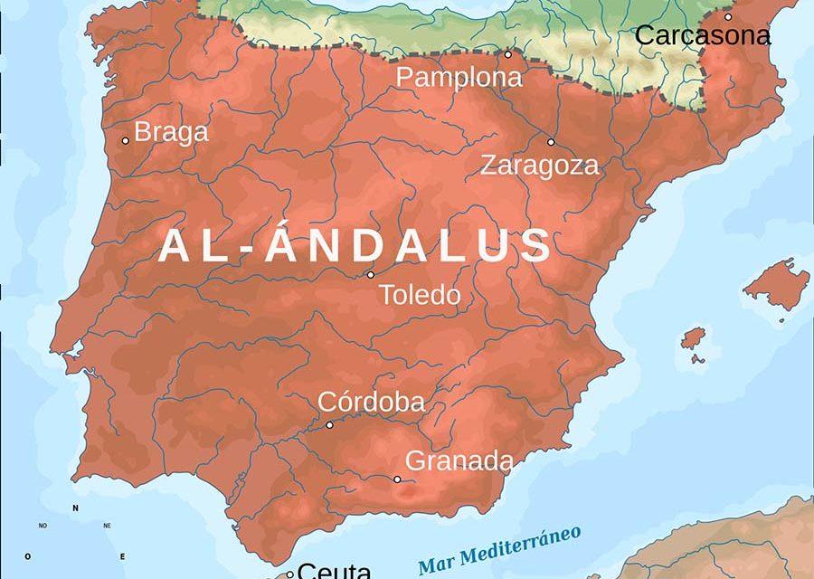 Al-Andalus y sus principales etapas. Sociedad y economía