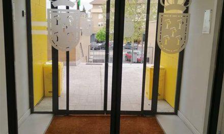 La biblioteca José Ortega y Gasset automatiza sus puertas de acceso
