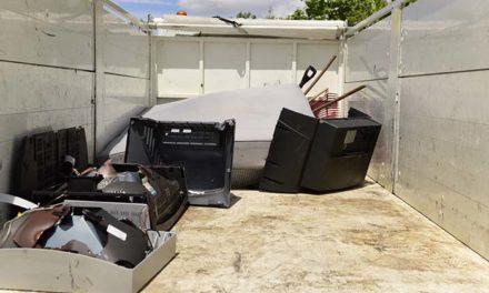 El Ayuntamiento de Boadilla reanuda el servicio de recogida de enseres y muebles