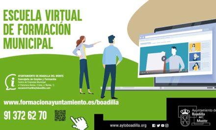 La Escuela Virtual de Formación Municipal cuenta ya con 1.157 usuarios