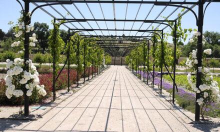 Este fin de semana reabren algunos parques de Boadilla y las huertas y jardines del Palacio
