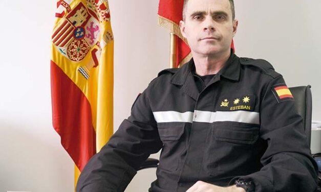 Juan Esteban Rodas, Teniente coronel jefe del primer Batallón de Intervención (zona centro) de la UME