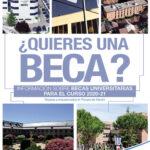 El Ayuntamiento colabora con varias universidades de la región para ofrecer becas de estudio a alumnos de Pozuelo