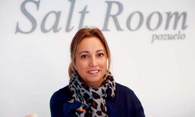 Salt Room Pozuelo: Micropartículas de sal mineral para tratar problemas respiratorios