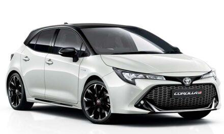 El Toyota Corolla GR-Sport, ya en España