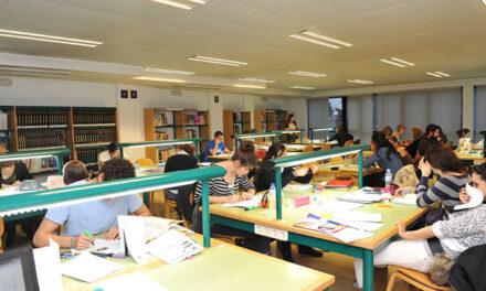 Reabren las salas de estudio y lectura de las bibliotecas municipales Miguel de Cervantes y ESIC