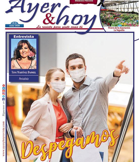 Ayer & hoy – Boadilla-Pozuelo – Revista Junio 2020
