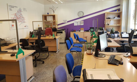 El Ayuntamiento de Pozuelo de Alarcón reabre hoy la Oficina de Atención al Ciudadano del Cubo-Zona Estación