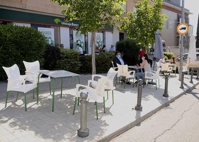 El Ayuntamiento de Boadilla permite a los hosteleros de forma excepcional ampliar sus terrazas