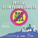 Boadilla se suma a la campaña #MiPuebloSinBasuraleza para sensibilizar frente a la acumulación de residuos