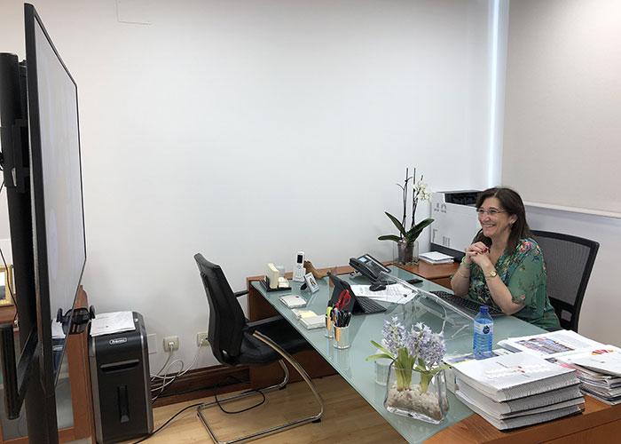 """Pérez Quislant: """"El objetivo y reto principal es conseguir unos ayuntamientos eficientes, cercanos al ciudadano y que ofrezcan unos servicios de calidad"""""""