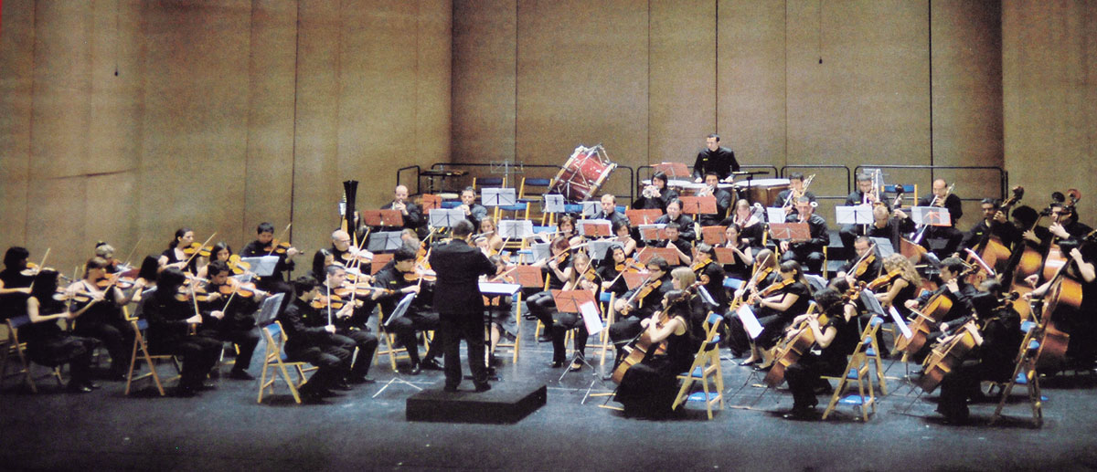 Banda sinfónica La Lira de Pozuelo