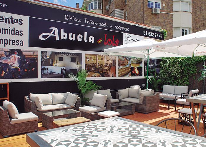 Restaurante La Abuela Lola (Boadilla)