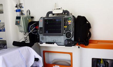 Boadilla adquiere un tercer monitor multiparámetro de última generación para atención cardiaca urgente