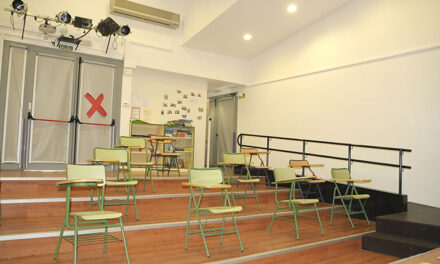 El Ayuntamiento de Boadilla renueva la pintura de los colegios y escuelas infantiles públicos