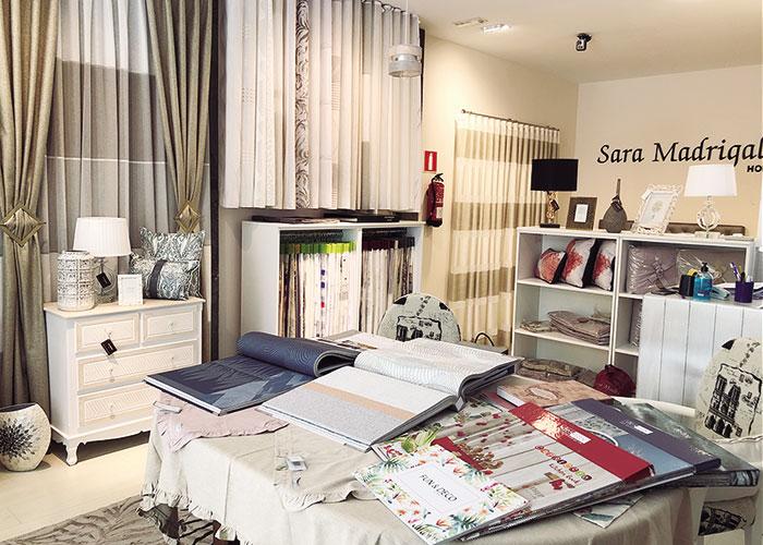 Sara Madrigal Home:La mejor elección para vestir tu hogar