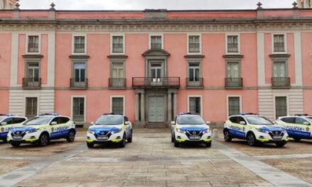 El Ayuntamiento de Boadilla dota a la Policía Local de seis nuevos vehículos 4×4