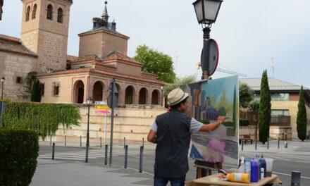 Boadilla celebra su XXV certamen de pintura rápida el próximo sábado